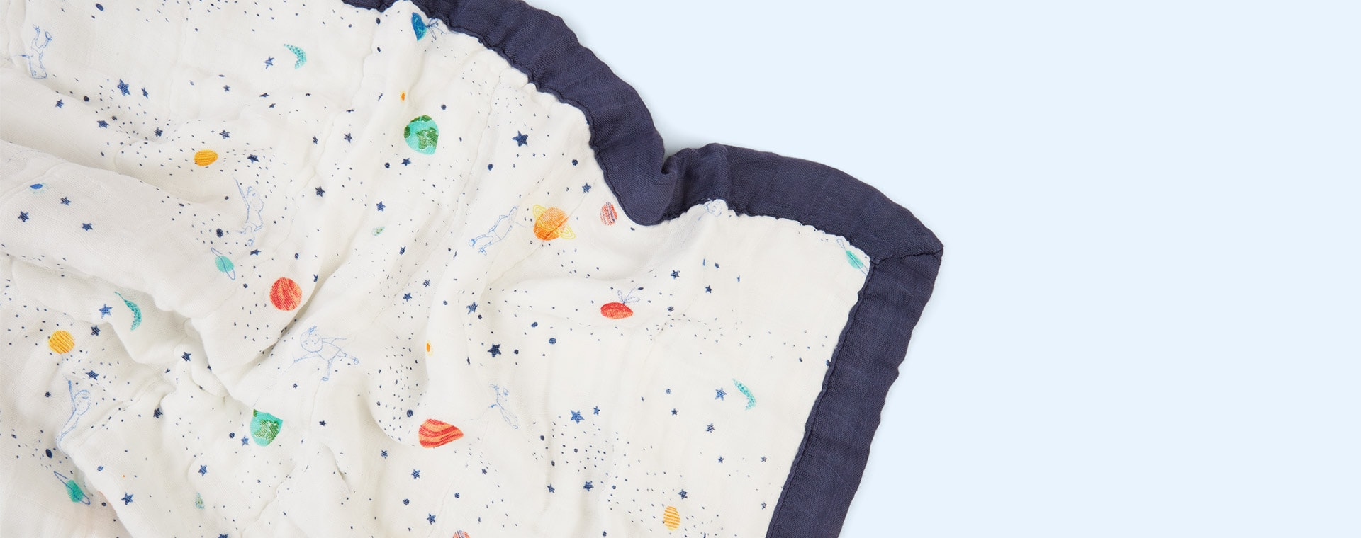 Stargaze aden + anais Silky Soft Dream Blanket