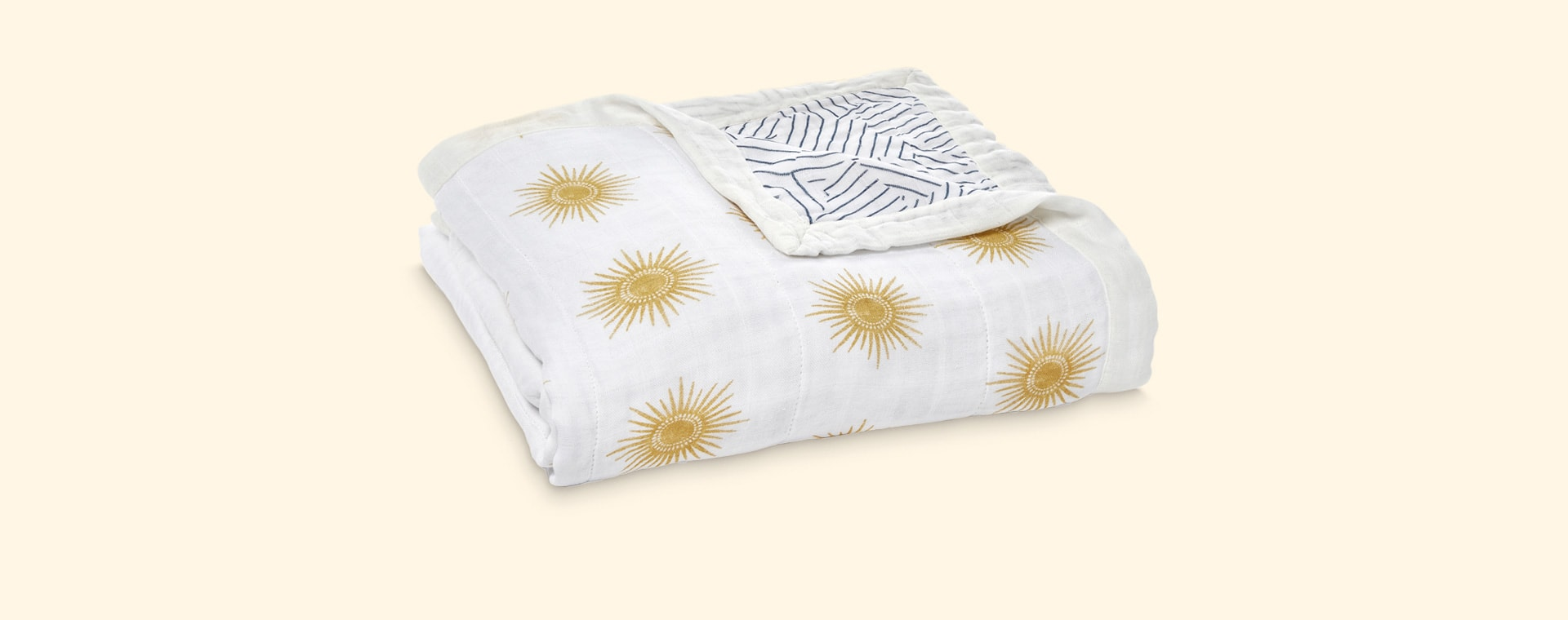 Golden Sun aden + anais Silky Soft Dream Blanket