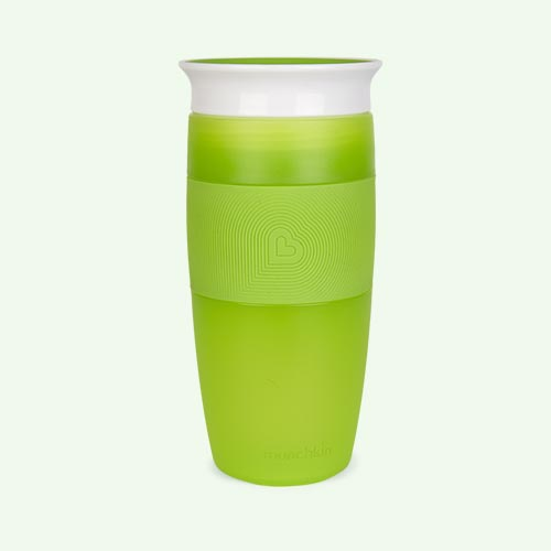 Green Munchkin Miracle 360 Cup 14oz
