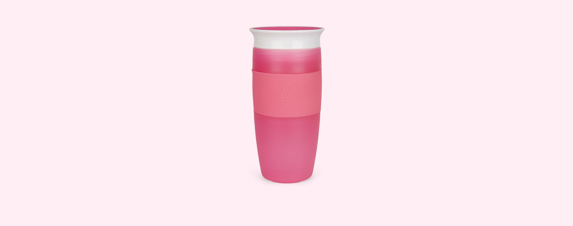 Pink Munchkin Miracle 360 Cup 14oz