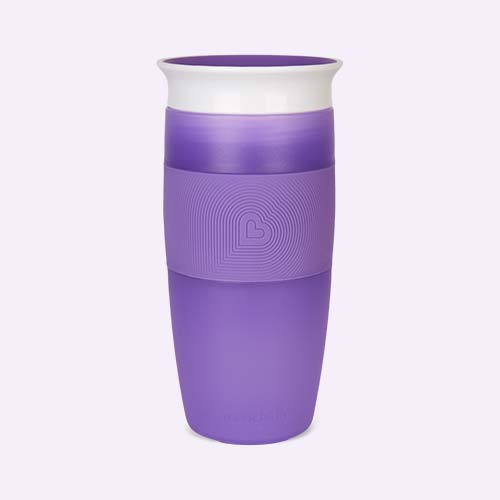 Purple Munchkin Miracle 360 Cup 14oz