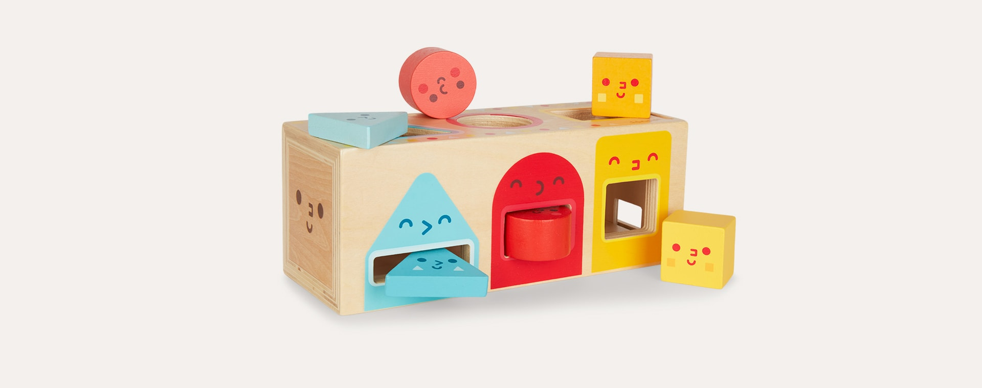 Multi Janod Geometric Shapes Box