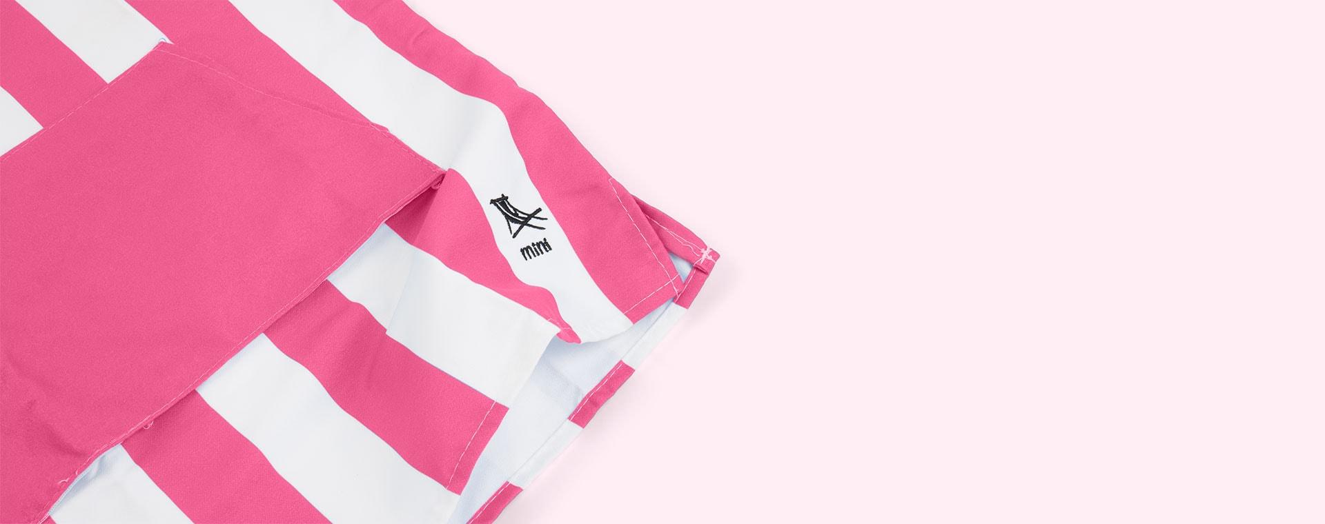 Pink Dock & Bay Poncho Towel