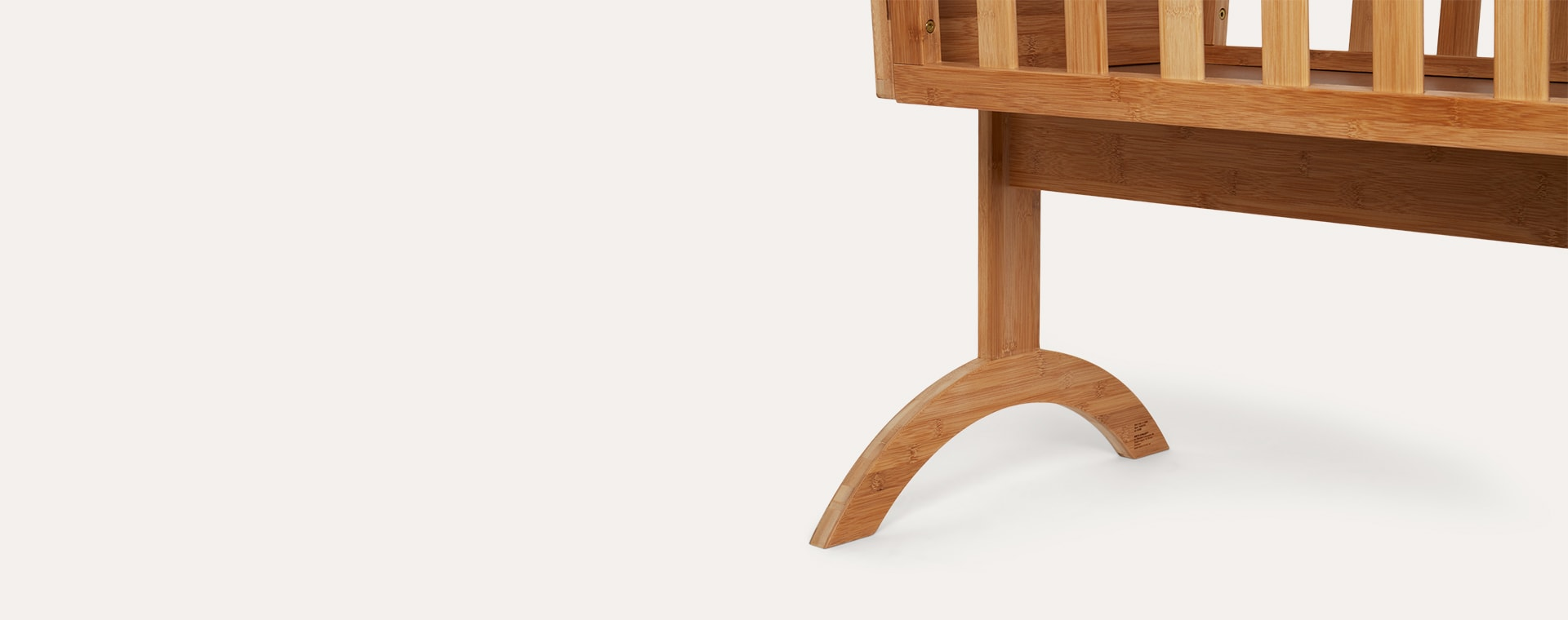 Buy The Kid S Concept Bamboo Cradle At Kidly Uk