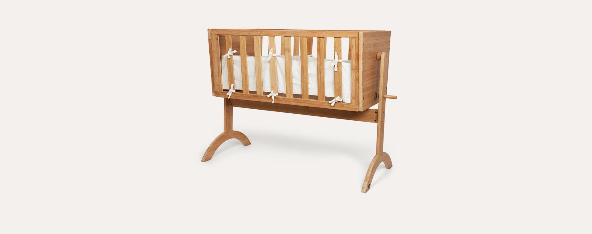 Neutral Kid's Concept Cradle Bumper
