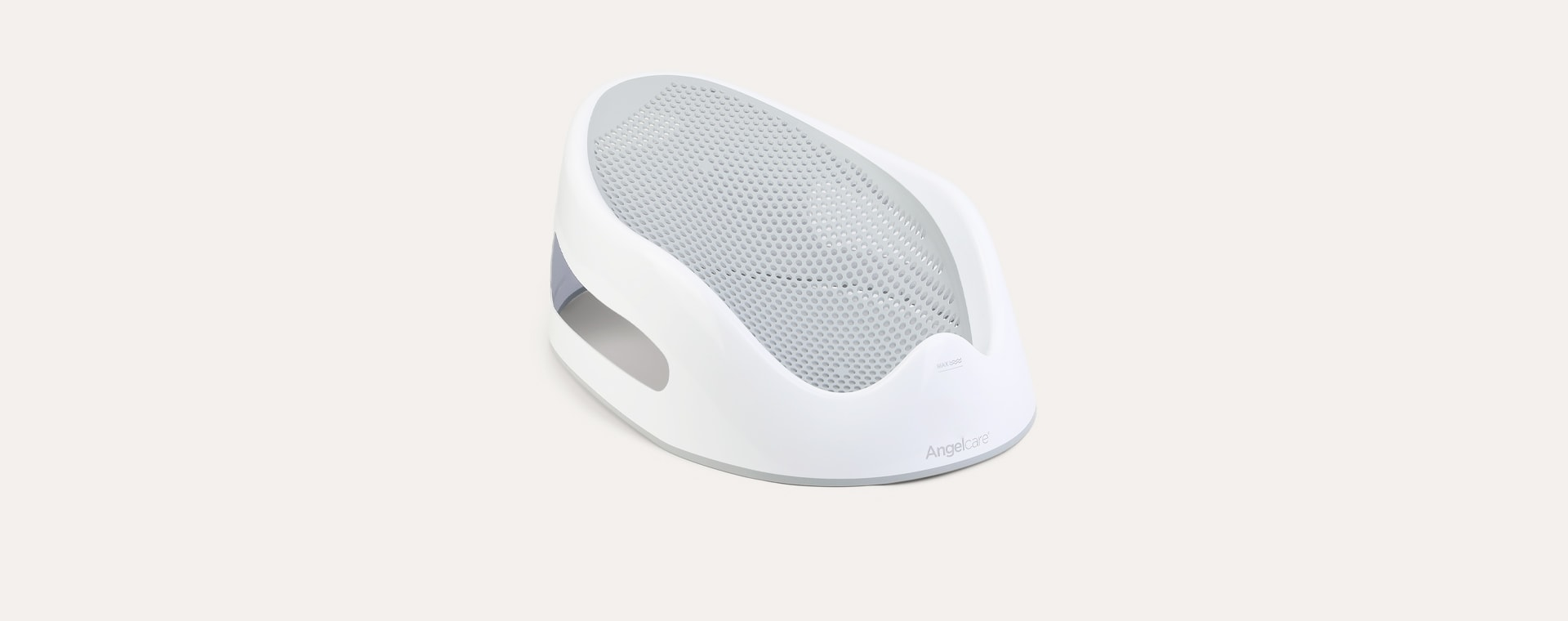 Grey Angelcare Soft Touch Bath Support