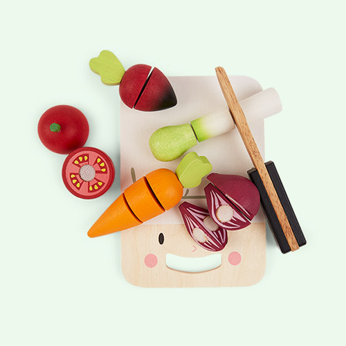 Multi Tender Leaf Toys Mini Chef Chopping Board