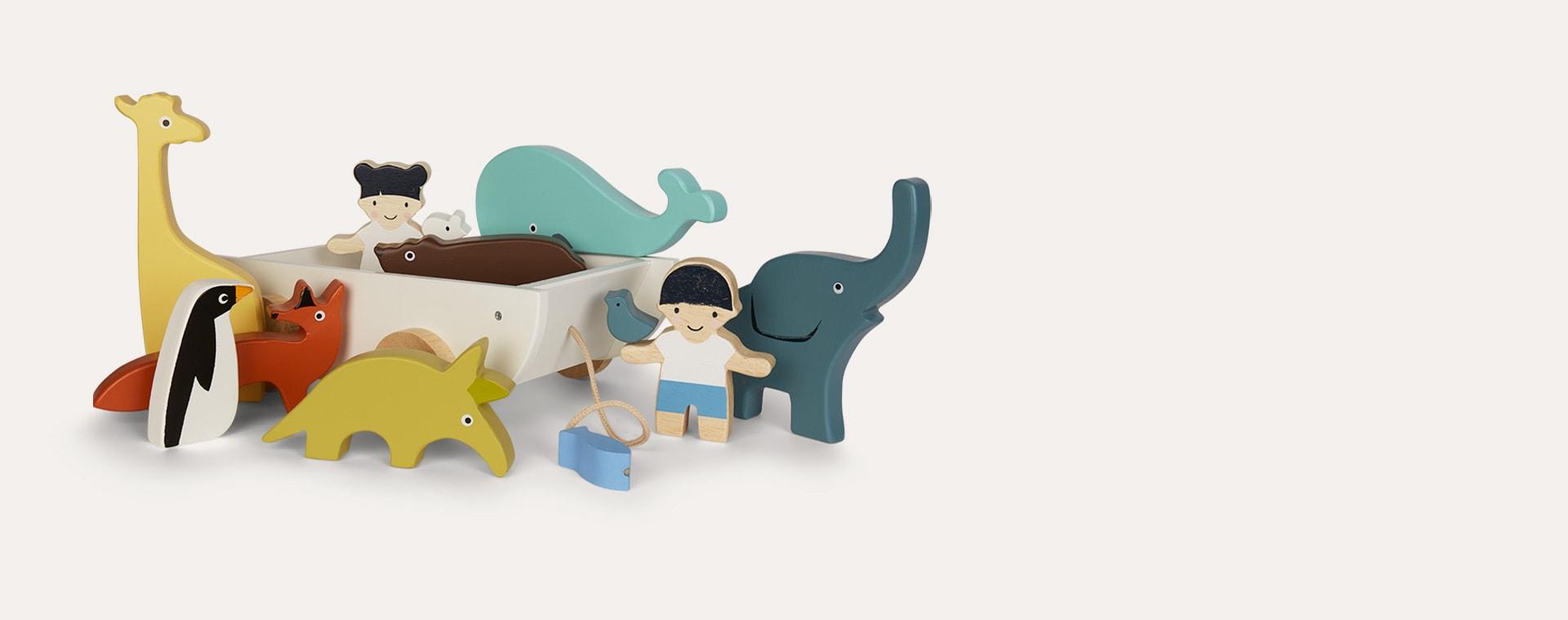 Multi Tender Leaf Toys The Friend Ship