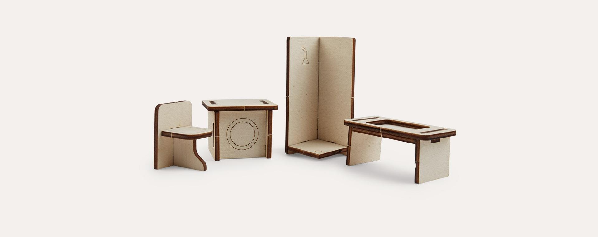 Bathroom Mamatoyz My Home Furniture Set