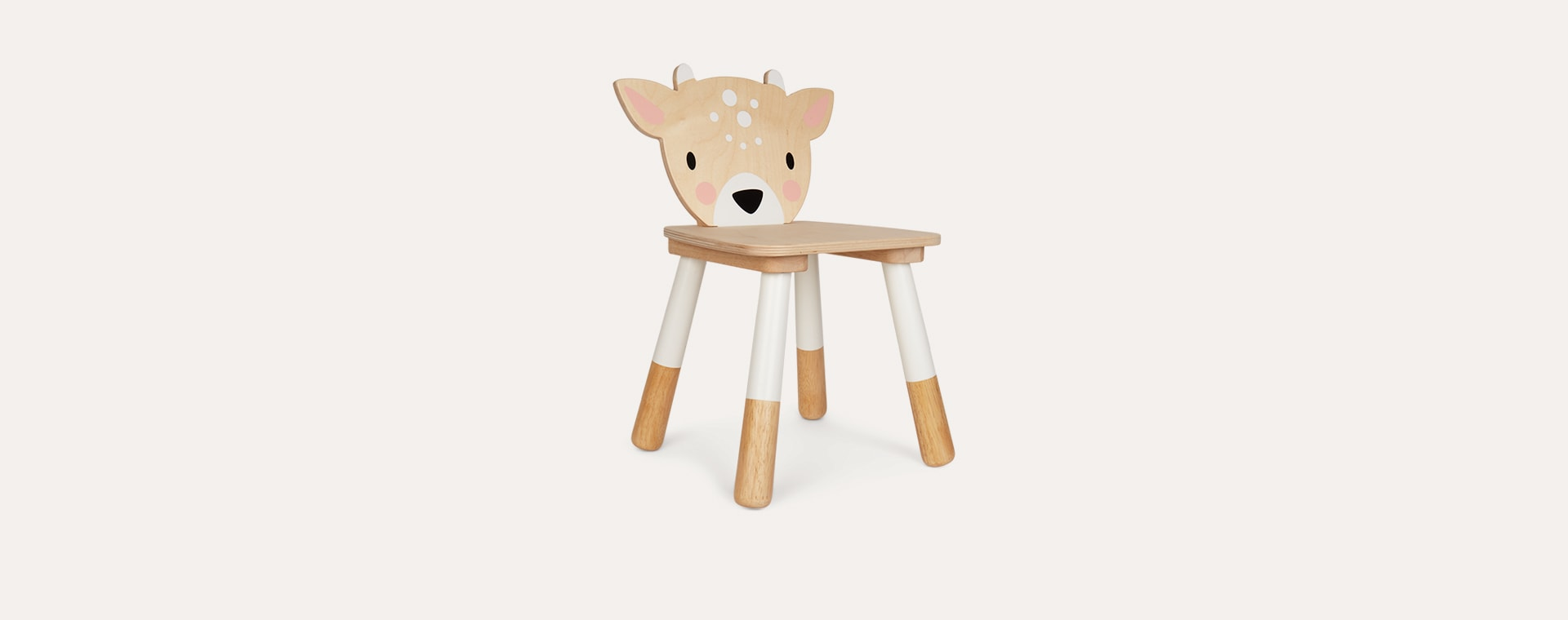 Deer Tender Leaf Toys Forest Chair