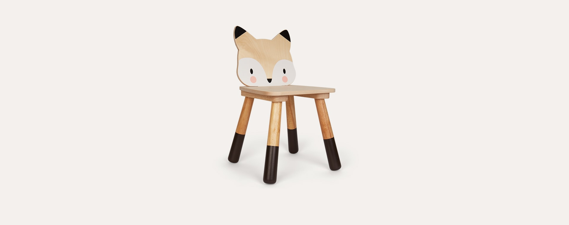 Fox Tender Leaf Toys Forest Chair