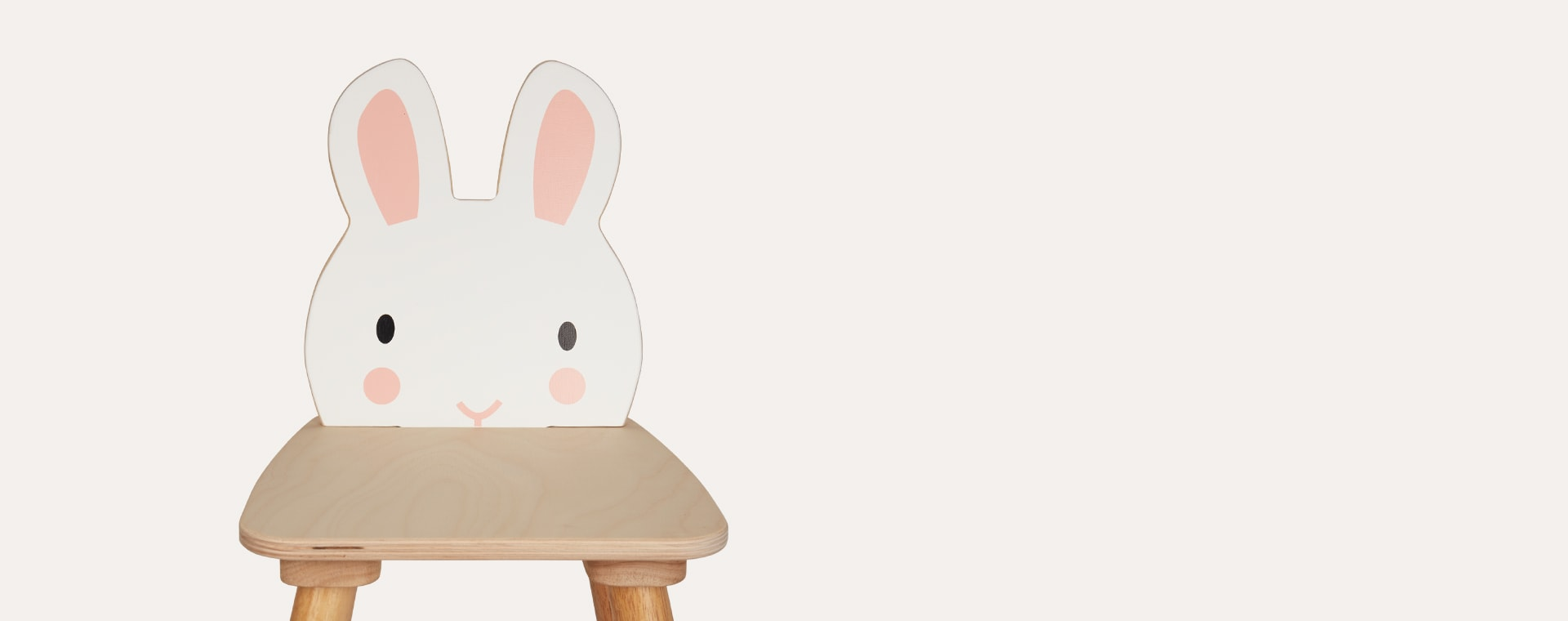 Rabbit Tender Leaf Toys Forest Chair