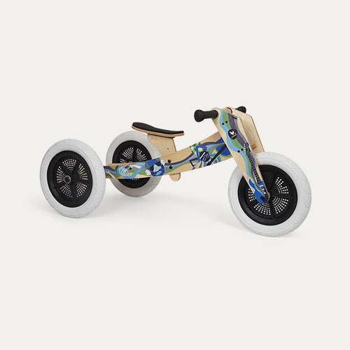 Multi Wishbone Design Studio Limited Edition Music Bike 3-in-1
