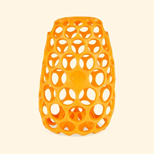 Tangerine Cognikids Grip Baby Bottle Holder