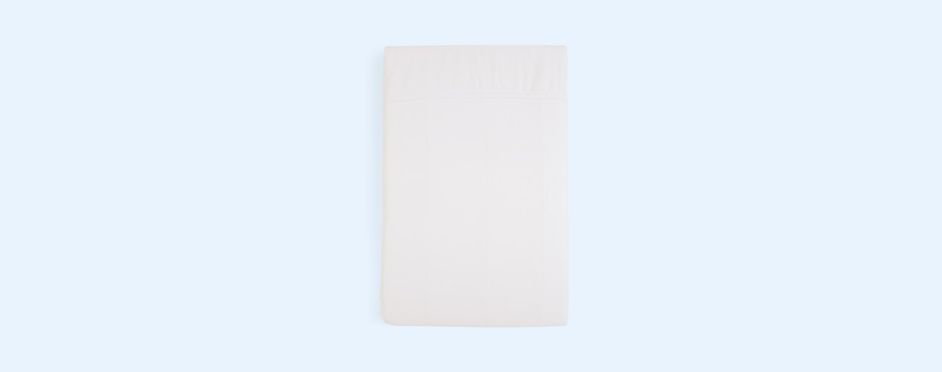 White Brolly Sheets Washable Waterproof BedPad