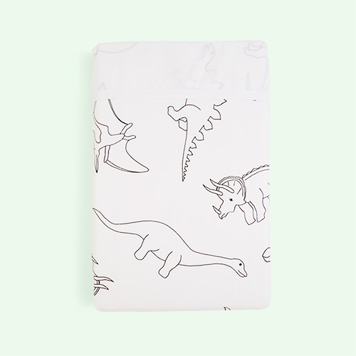 Dinosaurs Brolly Sheets Washable Waterproof BedPad