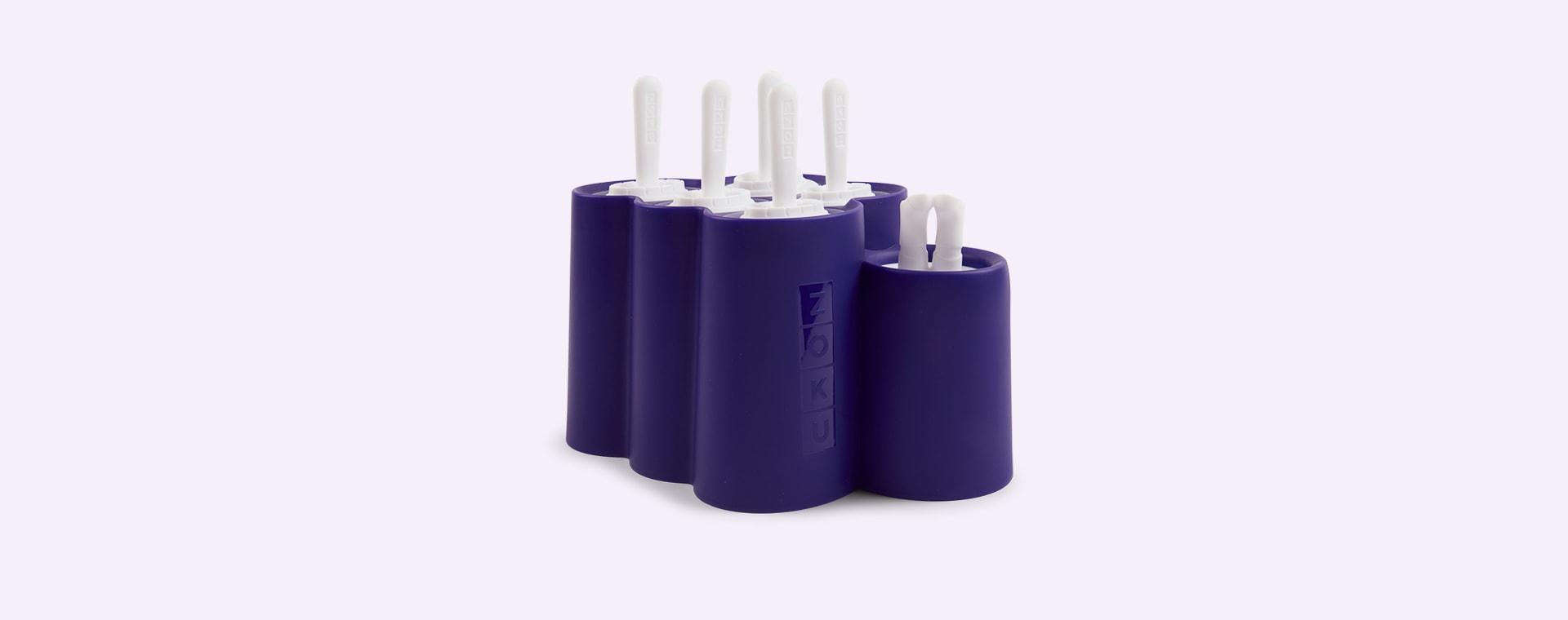 Purple Zoku Space Pop Moulds