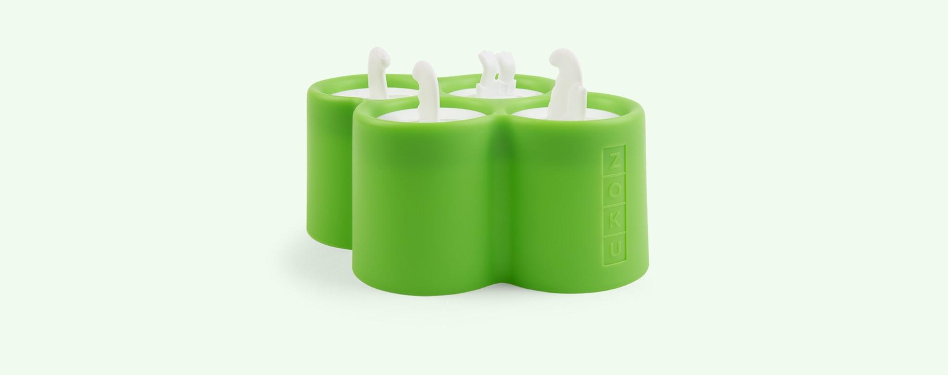 Green Zoku Dinosaur Pop Moulds