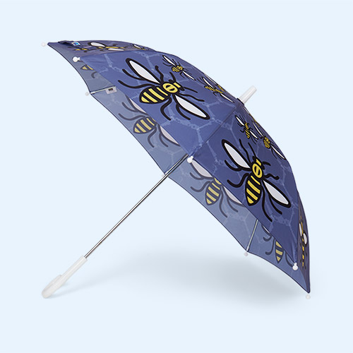 Blue Grass & Air Bee Umbrella
