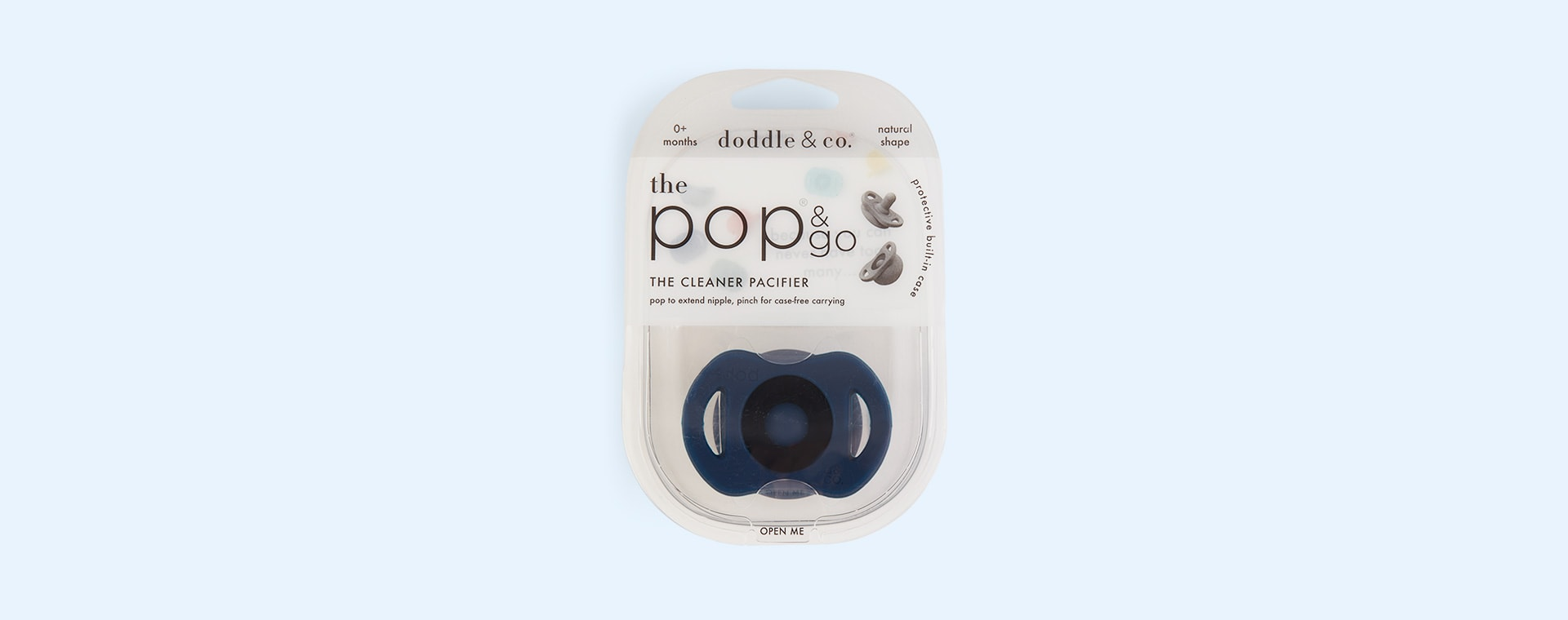 Navy About You doddle & co The Pop & Go Dummy