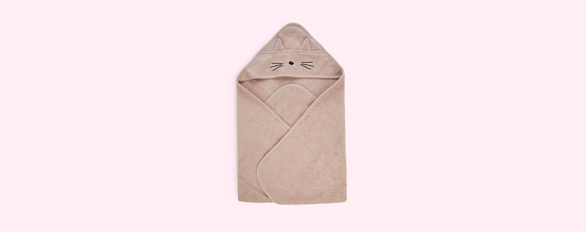 Cat Rose Liewood Albert Hooded Towel