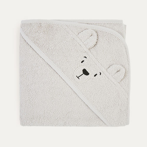 Polar Bear Liewood Albert Hooded Towel