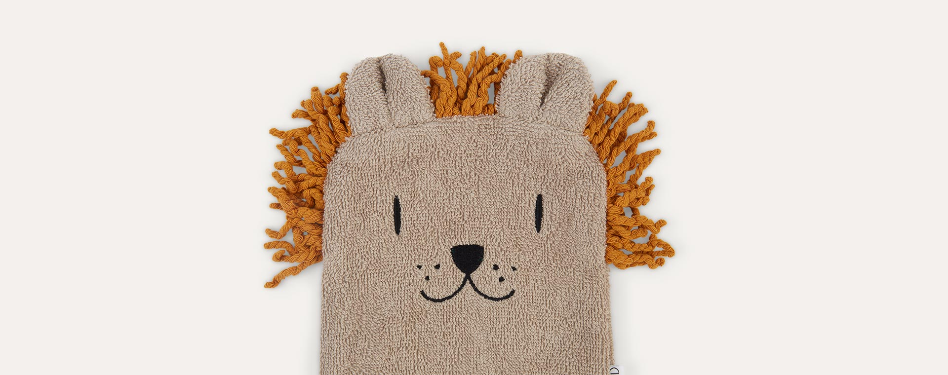 Lion Mix Liewood Sylvester Washcloth 3 Pack