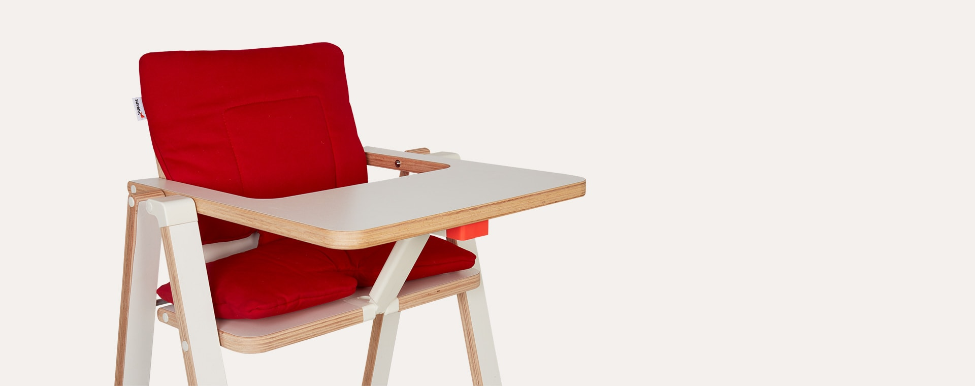 Signature Red SUPAflat Highchair Insert