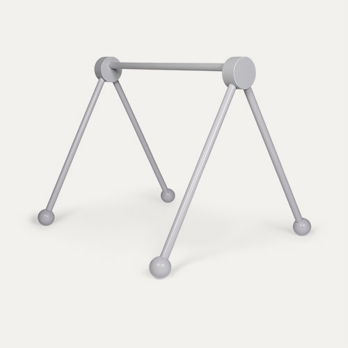 Grey Jabadabado Wooden Baby Gym