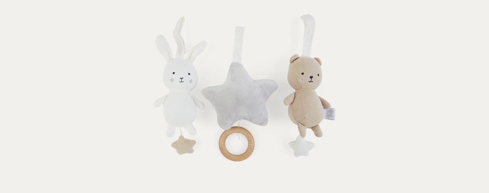 Teddy/Bunny Jabadabado Babygym Toys
