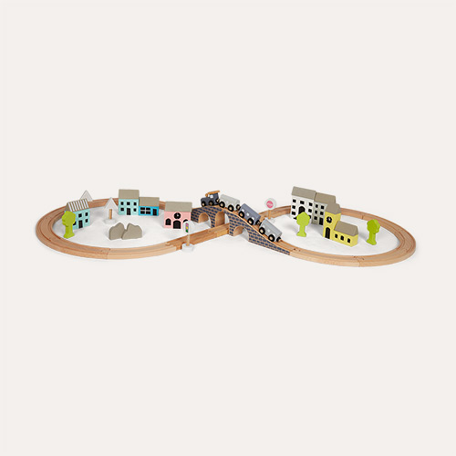 Multi Jabadabado Train Set