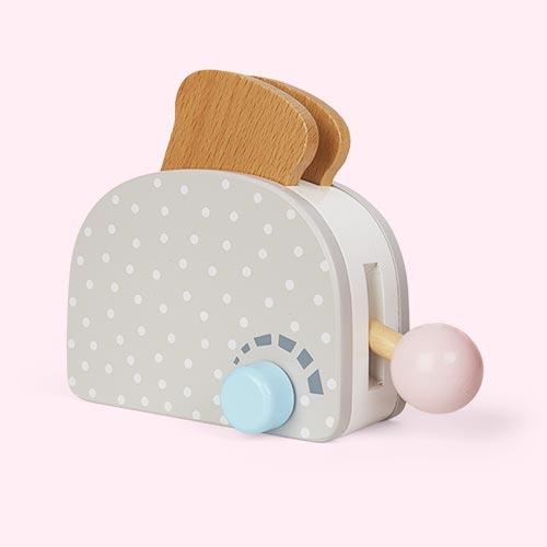 Grey Jabadabado Toaster