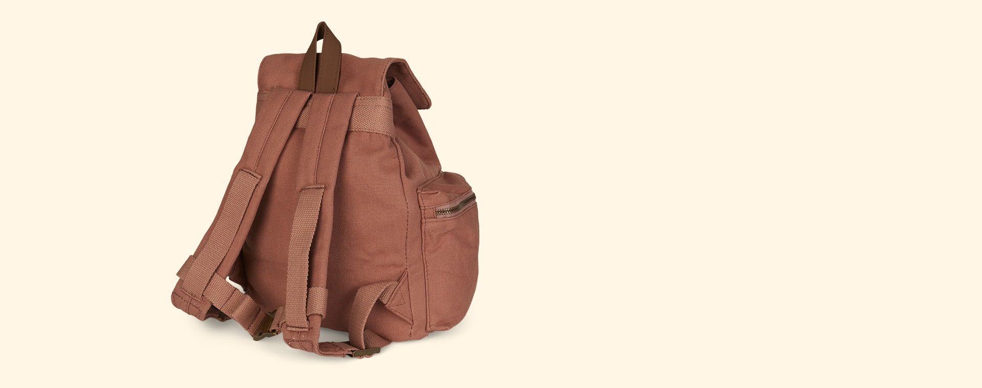 Midnight Plum Sebra Backpack