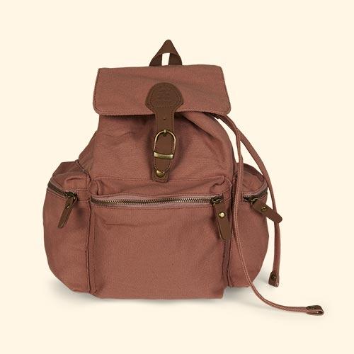 Midnight Plum Sebra Backpack