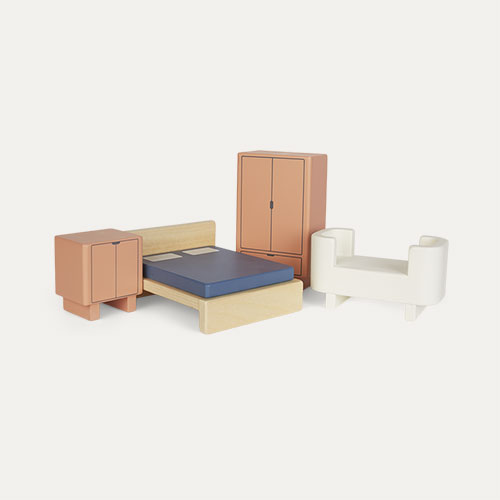 Bedroom Sebra Dolls House Furniture