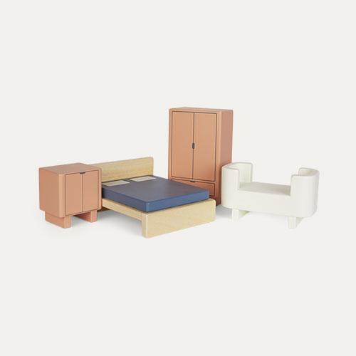 Bedroom Sebra Dolls House Furniture