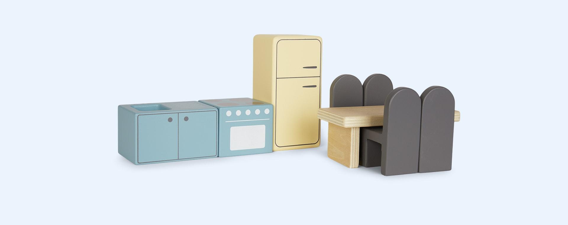 Kitchen Sebra Dolls House Furniture