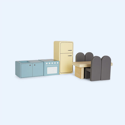 Kitchen Sebra Dolls House Furniture