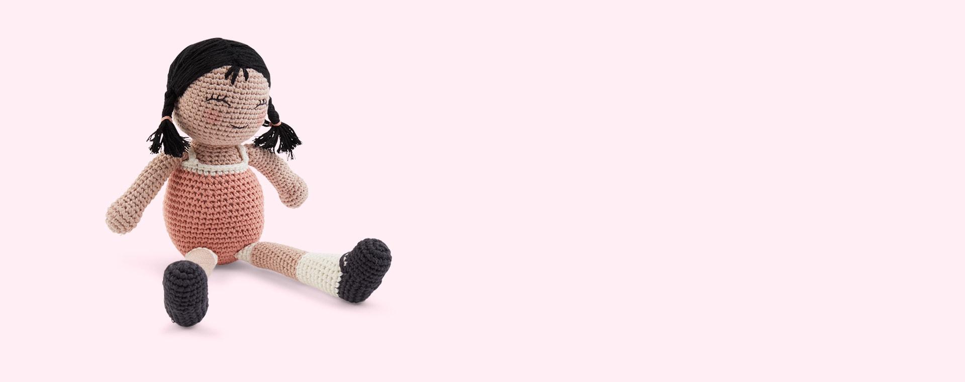 Li Sebra Crochet Doll