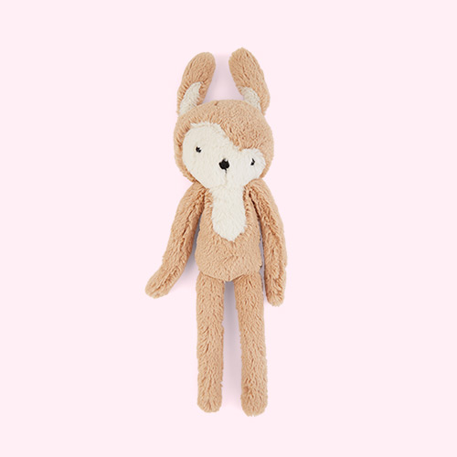 Siggy the Rabbit Sebra Plush Animal