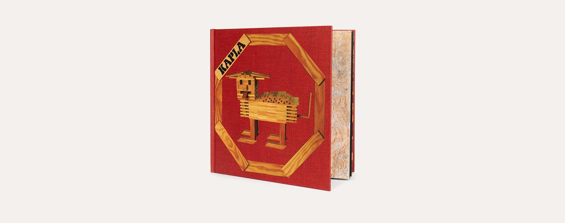 Neutral kapla Building Set - 280 Pieces Box