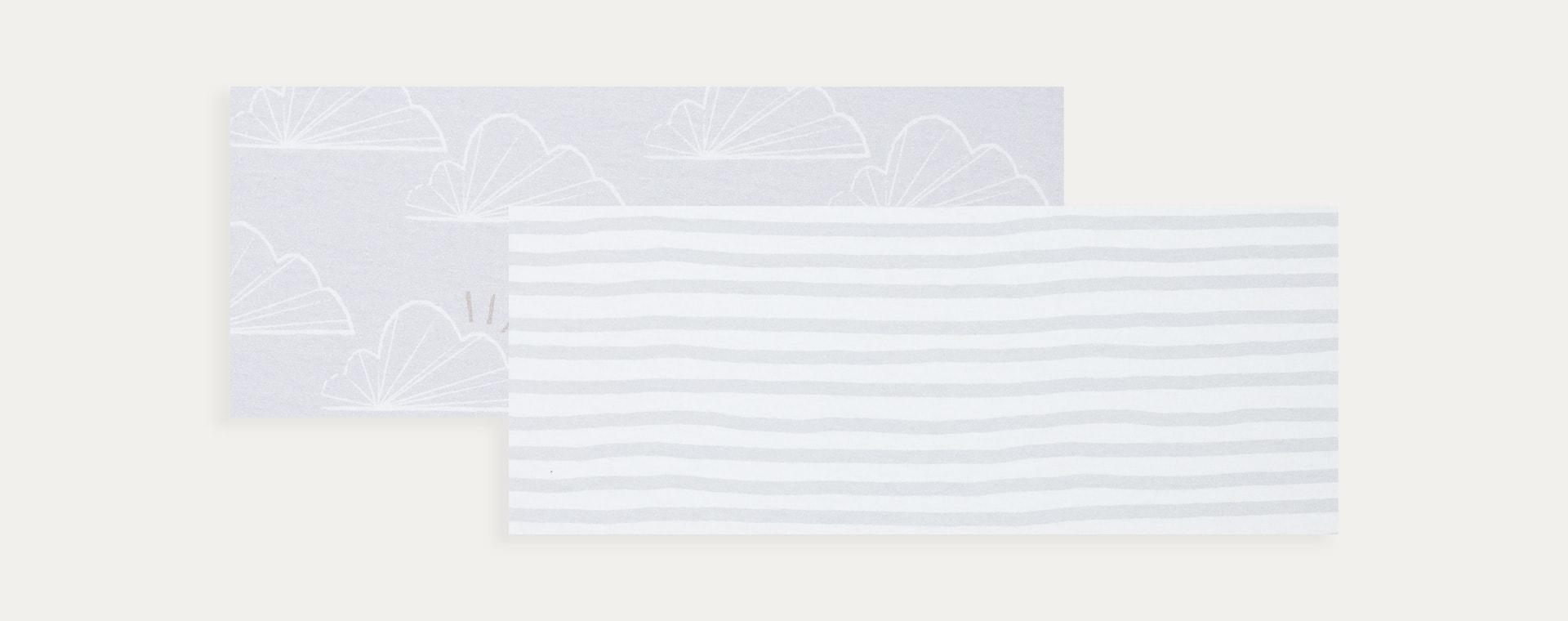 Grey Shnuggle Cot Bedding Set
