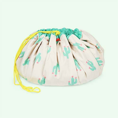Cactus Limited Edition Play & Go Storage Bag