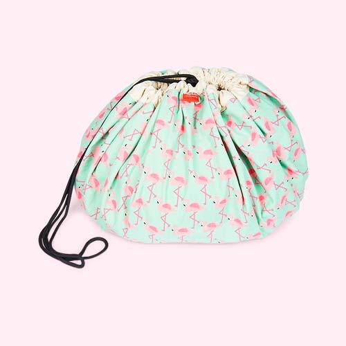 Flamingo Play&Go Storage Bag