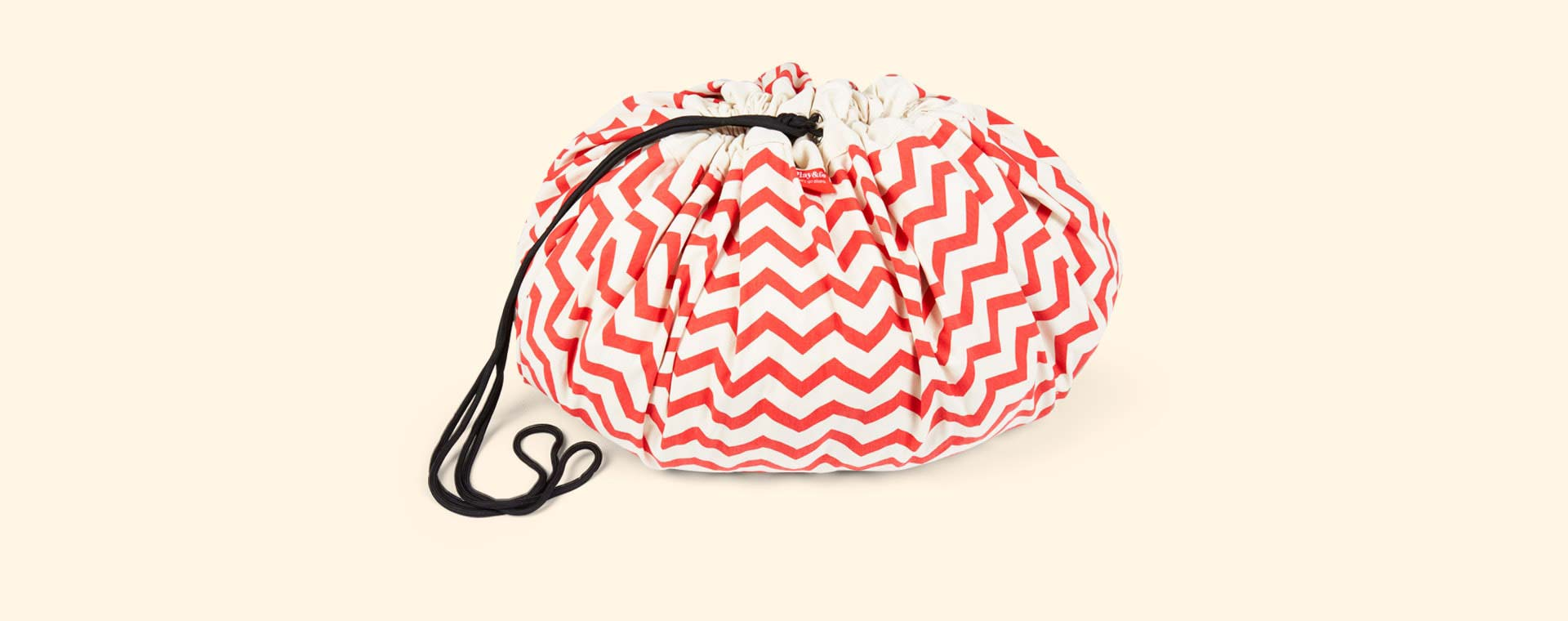 Zig Zag Play & Go Storage Bag
