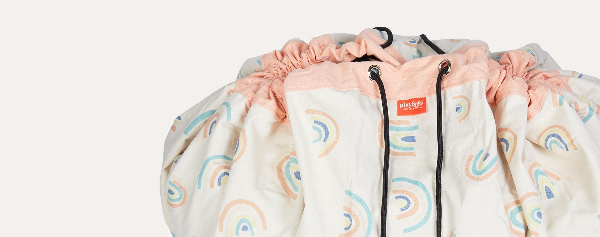 Rainbow Play & Go Storage Bag