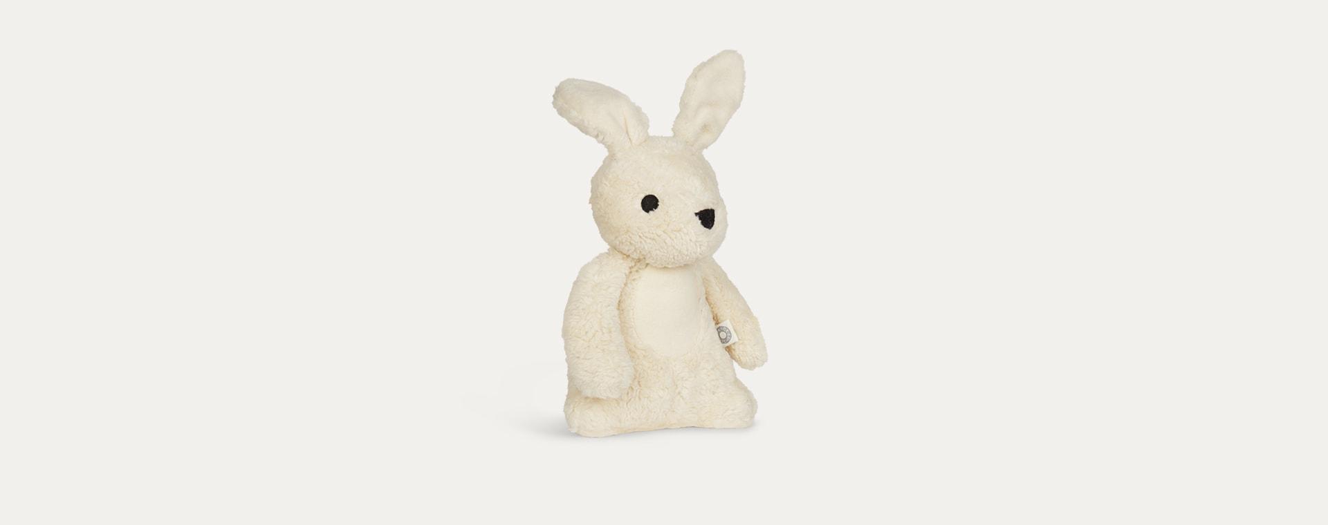 Off White Franck & Fischer Carla Rabbit Cuddly Toy