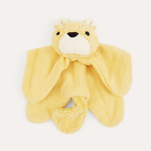 Yellow Franck & Fischer Anika Squirrel Comforter