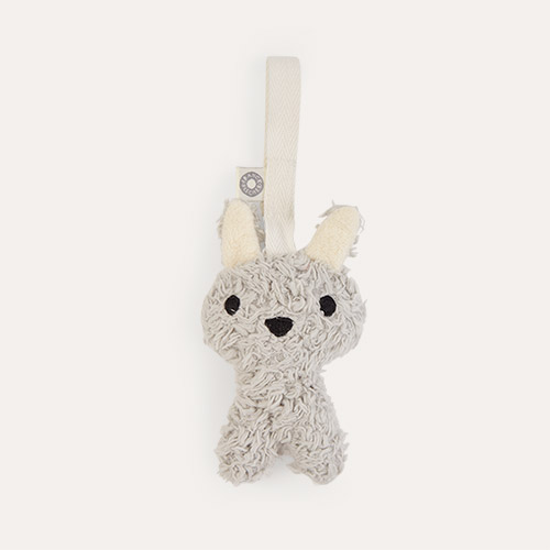Grey Franck & Fischer Louise Hanging Rattle