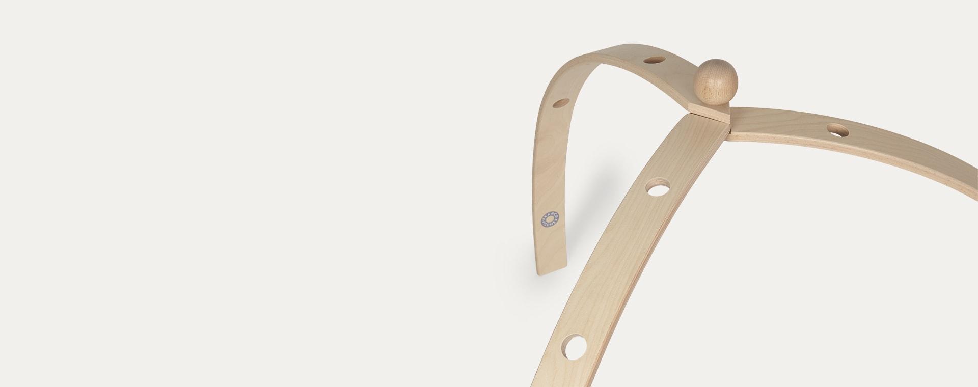 Neutral Franck & Fischer Foldable Play Gym